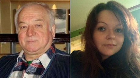 FILE PHOTO: Sergey and Yulia Skripal. © Global Look Press