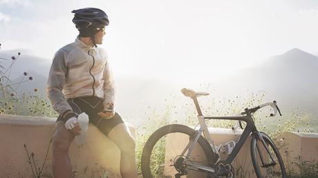 US cyclist Lance Armstrong hospitalized after bike crash