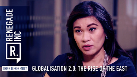 Globalization 2.0: The rise of the East