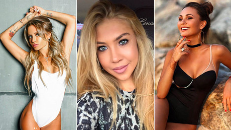 Hot support: Russian football wives who'll be cheering on the team at the World Cup (PHOTOS)