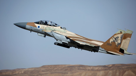Syria fired over 100 missiles at our war planes, Israeli Air Force chief claims