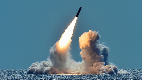 Is the MoD's nuclear spending blasting out of control?  © Handout/Reuters