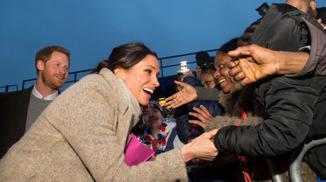 'Britain is not racist, Meghan Markle proves it' - argues white, Etonian, neocon Douglas Murray