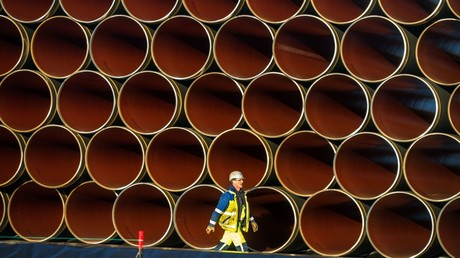 US about to slap disobedient European firms with sanctions over Russian gas project