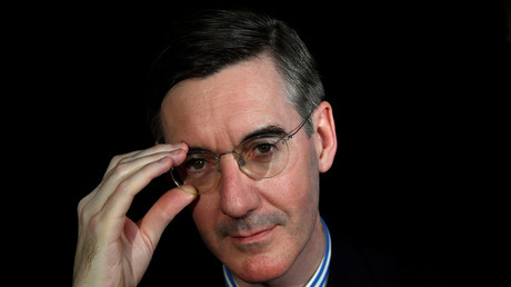 'Rees-Mogg for PM': Tory MP attacks May as the problem with Brexit