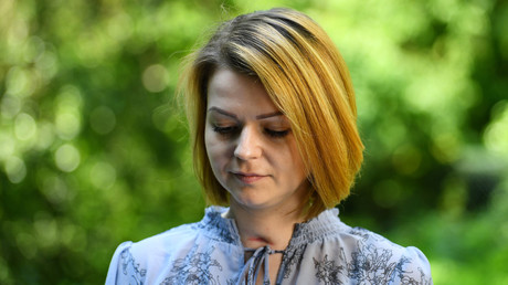 Russian diplomats must be allowed access to Yulia Skripal to know she's not held forcibly – embassy