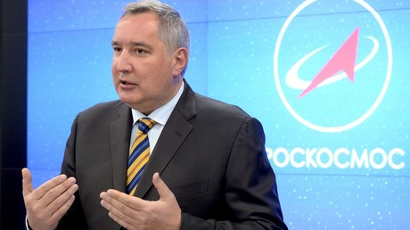 Former Russian arms chief Rogozin to head Roscosmos space corporation