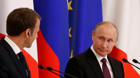 Global economy is pregnant with digitization, but I'm okay, Putin reassures