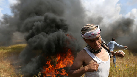 100 injured: March of Return protests resume at Gaza-Israel border (VIDEO)
