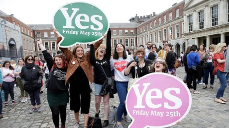 'Quiet revolution': Ireland votes to legalize abortion