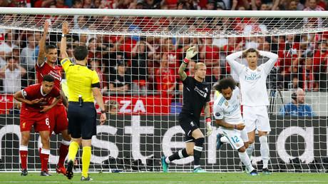 UEFA Champions League Final 2018 - Real Madrid 0-0 Liverpool