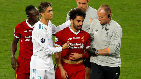 Liverpool goalkeeper Karius shows humility amid sickening death threats over UCL final nightmare
