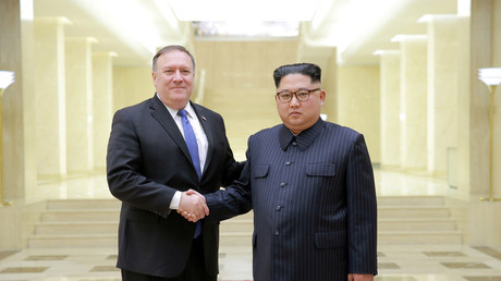US officials in talks with North Korea over Trump-Kim summit – State Department