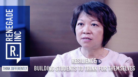Resilience: Building students to think for themselves