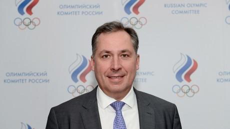 Stanislav Pozdnyakov elected new head of Russian Olympic Committee