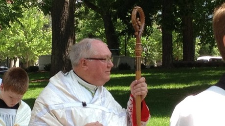 Bishop Robert C. Morlino © Diocese of Madison