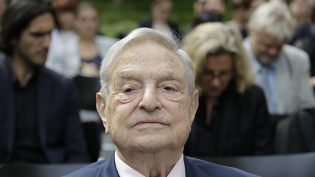 Soros buys up shares in New York Times