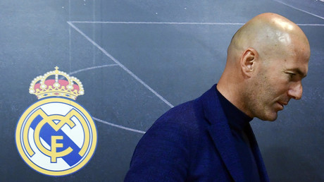 'Gracias Zidane' - The football world reacts to Zinedine Zidane's Real Madrid departure