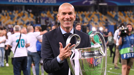 Zinedine Zidane's Real Madrid career: A look back as 'Zizou' says 'adieu' (PHOTOS)