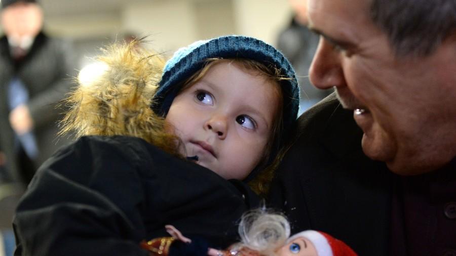 Kadyrov vows to rescue 94 Russian children from prison in Iraq