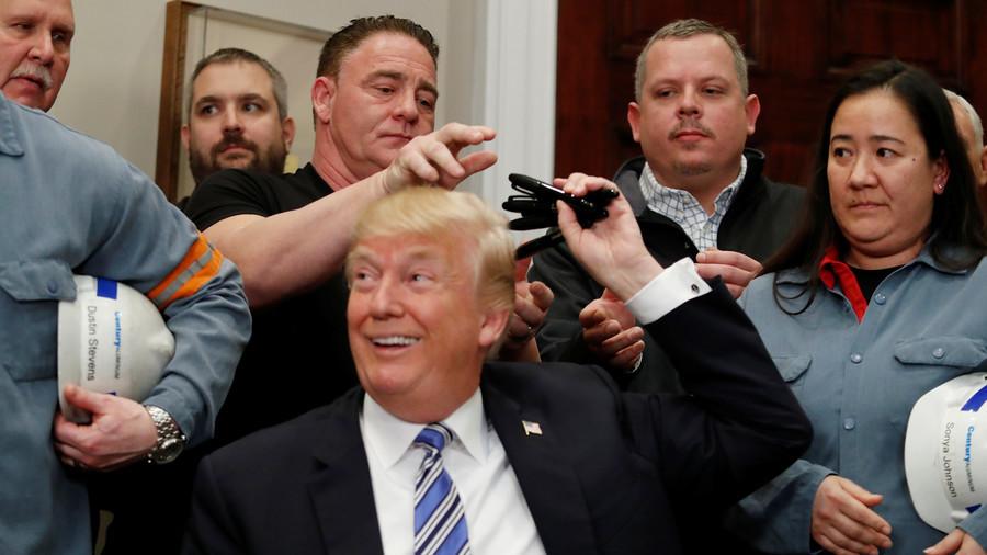 'Trump shot US economy in foot with steel & aluminum tariffs' – Wall Street analyst
