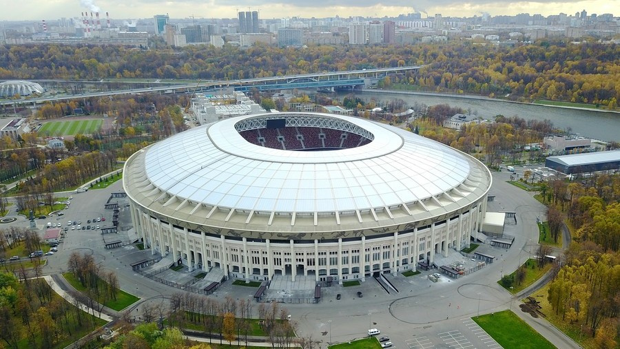 Inside look at Luzhniki Stadium: Moscow's World Cup 2018 opener & final venue (PHOTOS, VIDEOS)