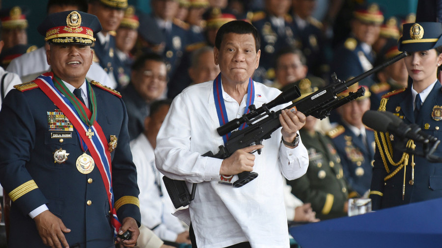 'Go to hell,' Duterte tells UN official over judicial criticism