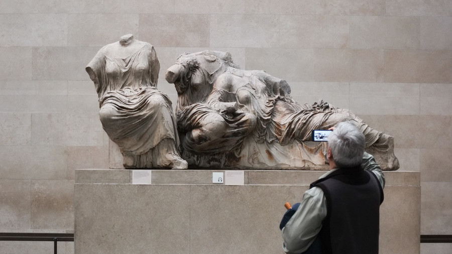 Elgin Marbles will return to Greece if Corbyn becomes PM