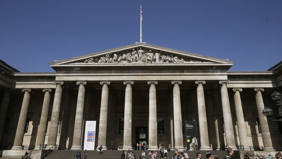 UK teenager, 18, guilty of plotting 'grenade and gun' terrorist attack on British Museum