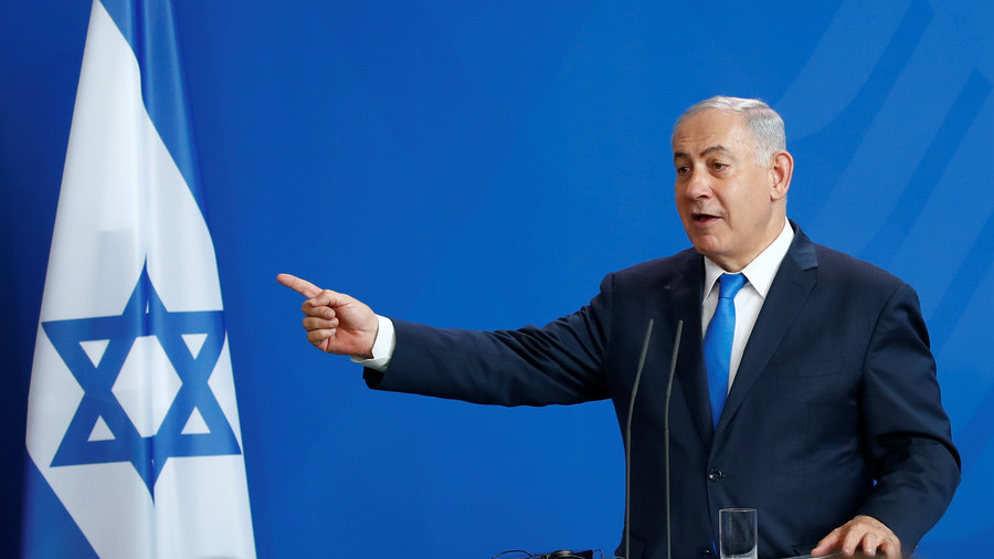 Israel security agency says it foiled plot to harm Netanyahu