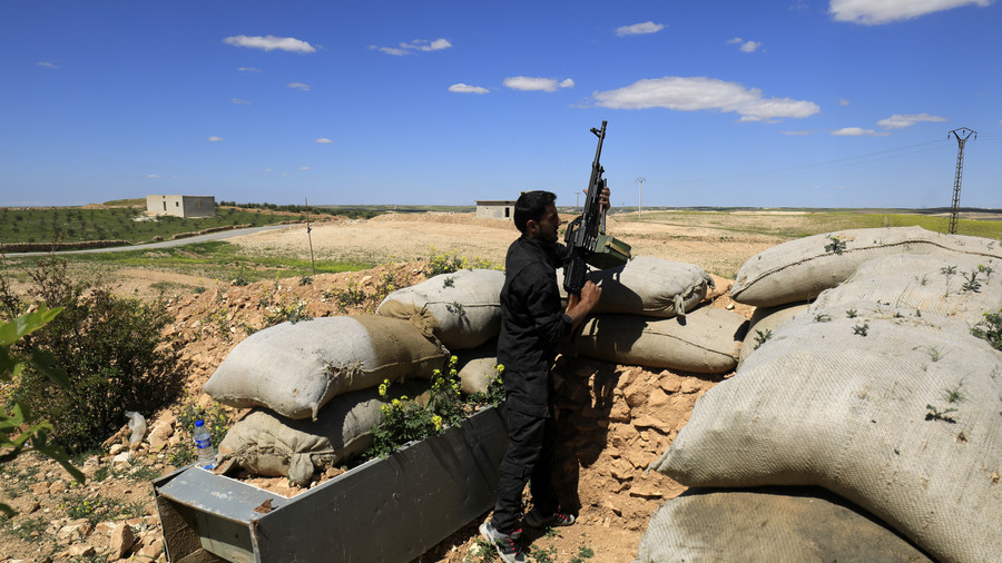 Κουρδικό YPG να αποχωρήσει από τον Manbij μετά τις ΗΠΑ, η Τουρκία καταλήγει σε συμφωνία στη βόρεια Συρία