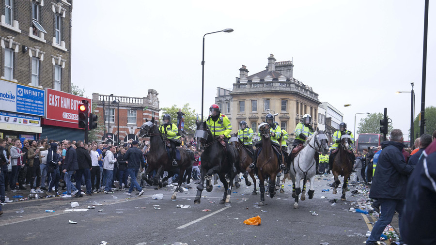 Hundreds of football hooligans ordered to surrender passports or face arrest ahead of World Cup