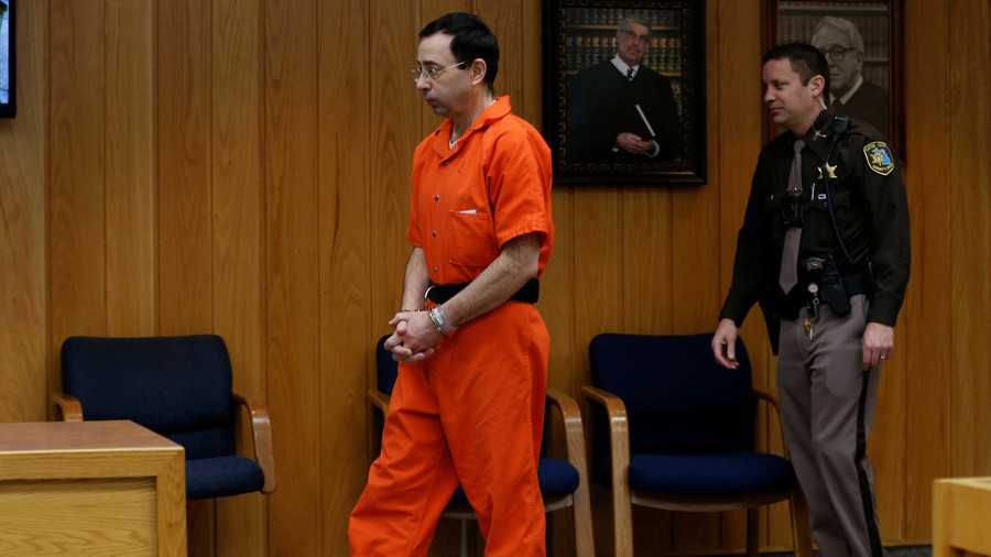 Former gymnastics officials to testify before US Senate in Larry Nassar abuse probe