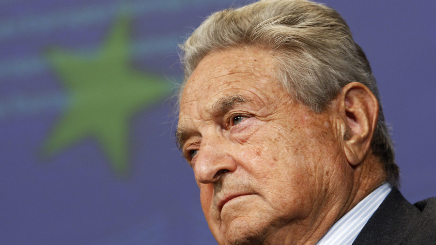 Soros perpetuates myth of Russian bogeyman, blames Putin for Italian anti-immigrant party