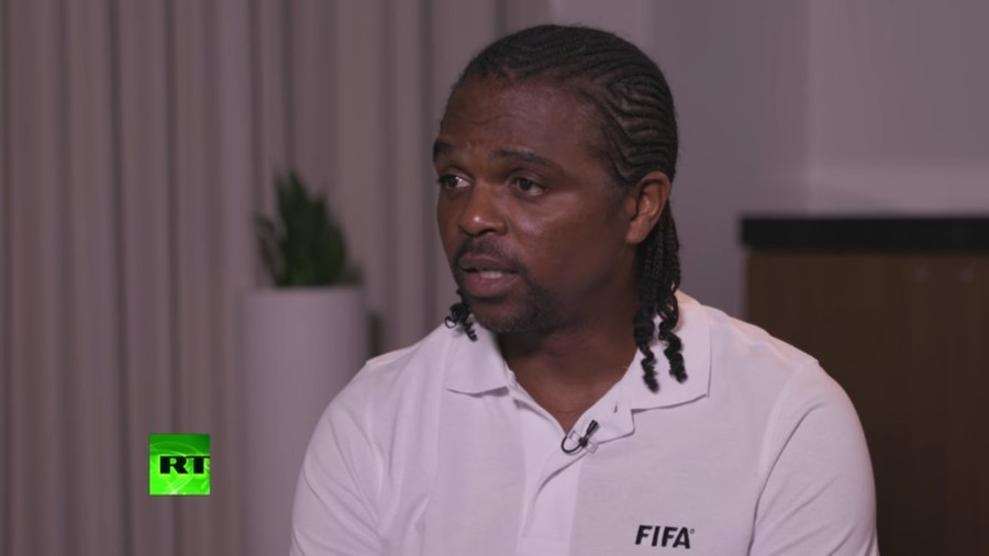 'For every player, it is a dream' - Nigeria great Nwankwo Kanu on playing in World Cup