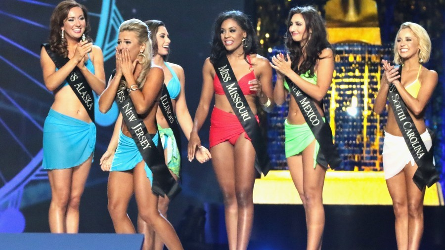 Twitter in shambles as Miss America ditches bikini