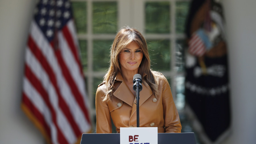 Melania missing? Bizarre conspiracy theory insists FLOTUS is a 'body double'