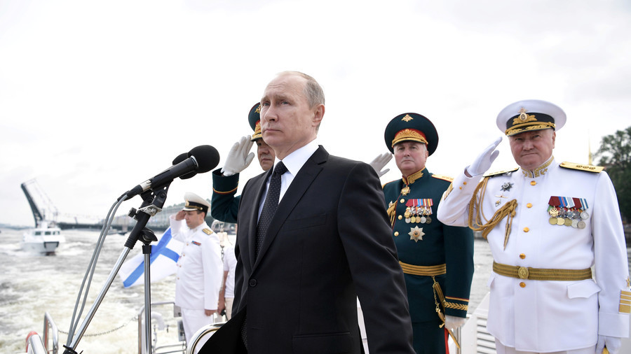 'Either Russia is a sovereign country, or there is no Russia' – Putin on relations with the West