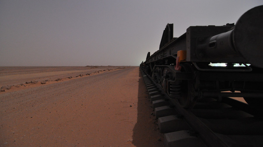 Russia may take part in major railroad project linking the Arabian peninsula