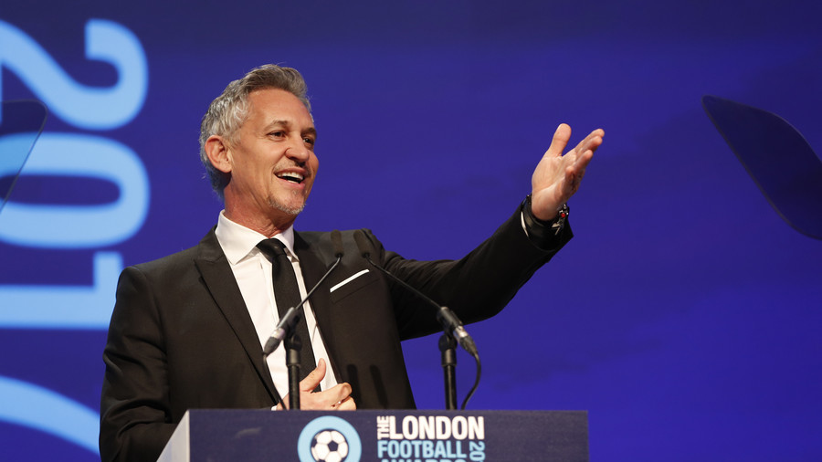 Ex-England striker Gary Lineker's refusal to indulge in Russophobia enrages Daily Mail columnist