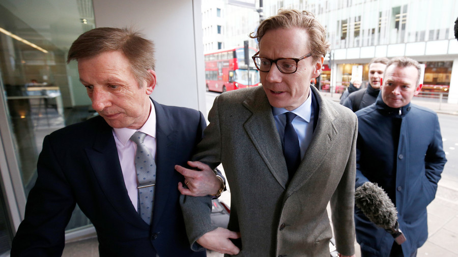 Cambridge Analytica's Nix locks horns with MPs over pre-Brexit vote access to UK voters' data