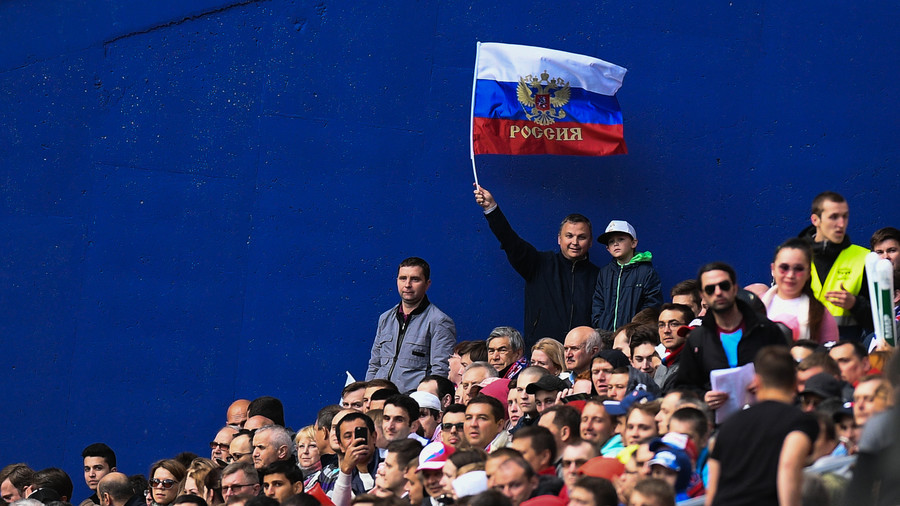 Ordinary Russian football fans: The lesser-heard voices that will be loudest at the World Cup