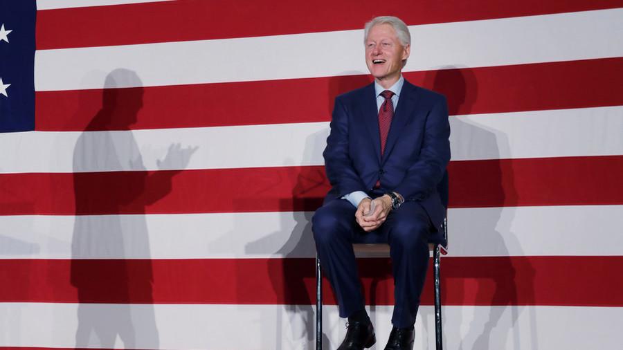 Bill Clinton reveals why Hillary lost (hint: Jill Stein & Russia)