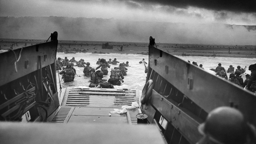 Say what? State Dept cites D-Day as example of 'strong relationship' with Germany