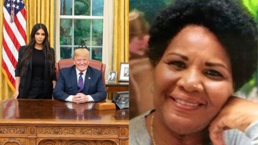 Trump grants Alice Johnson clemency following meeting with Kim Kardashian
