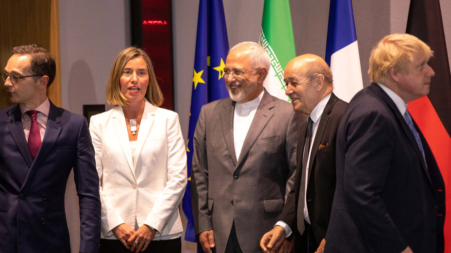 EU officially asks for exemptions from Iran sanctions