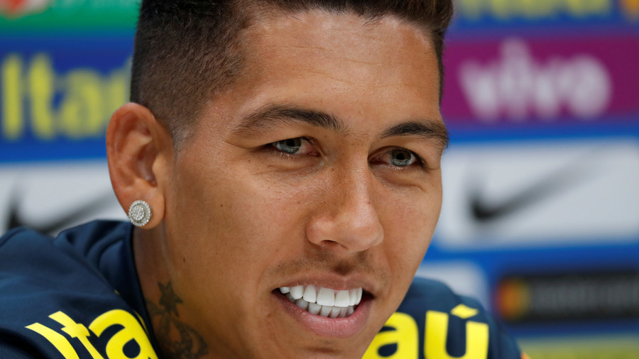 Roberto Firmino trolls 'idiot' Sergio Ramos over Champions League final comments