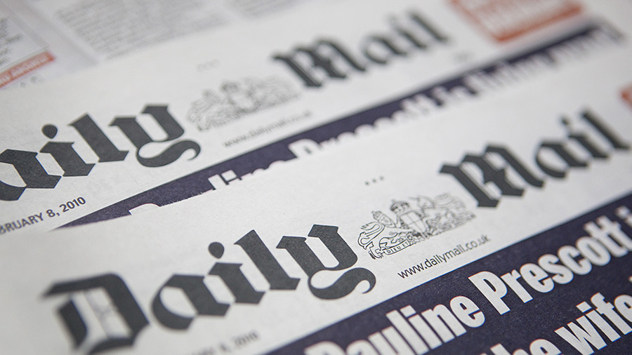 Geordie Greig to be new Daily Mail editor