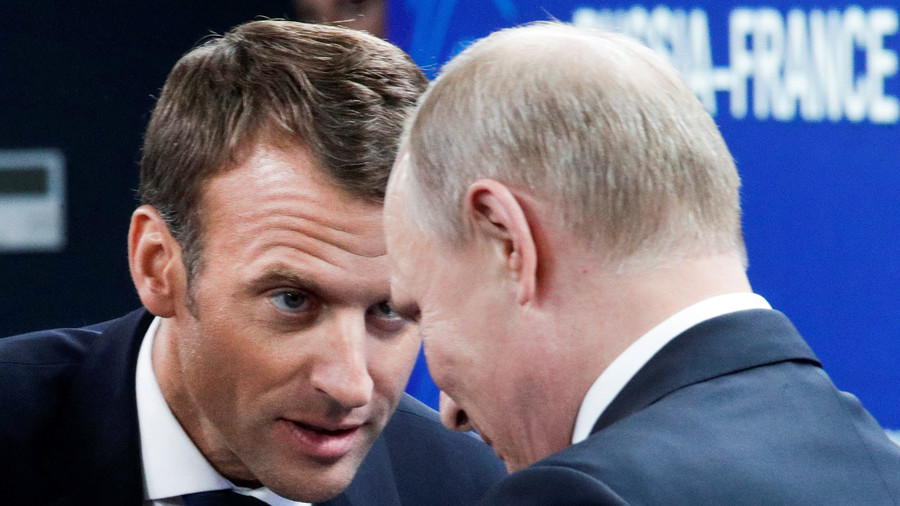 Which world leaders is Putin on first-name terms with? Not just the ones you'd expect