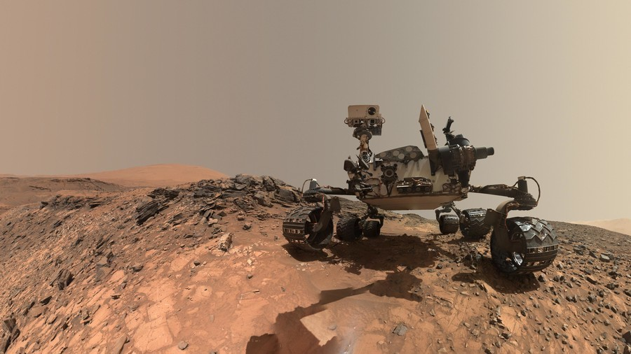 Life on Mars? NASA discovers best evidence yet of potential life on Red Planet